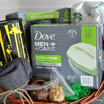 Fathers Day Gift Basket thumbnail