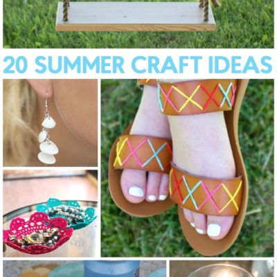 Beat The Heat With These Summer Crafts thumbnail