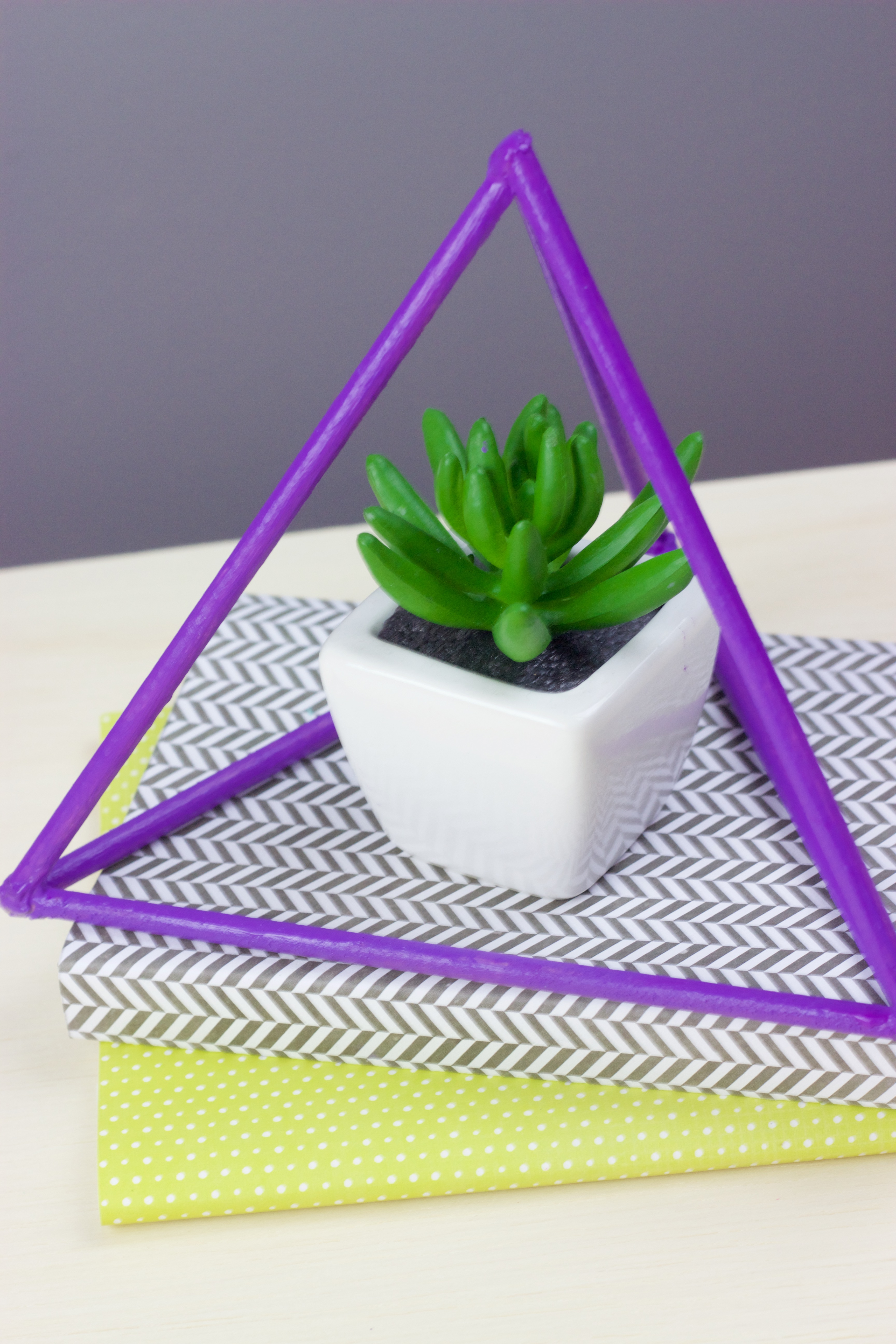 DIY 3D Geometric Shapes - A Little Craft In Your Day