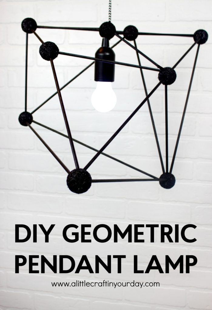 DIY_Geometric_Lamo
