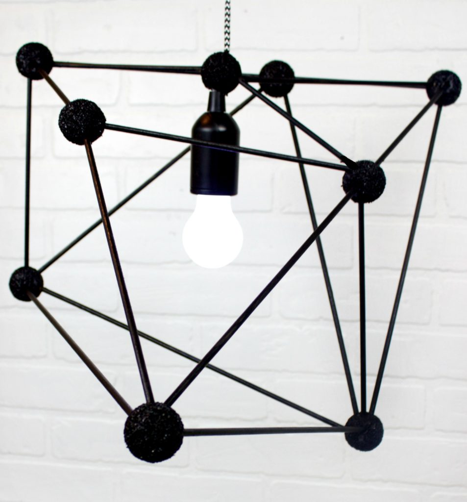 DIY_Geometric_Pendant_Lamp_1