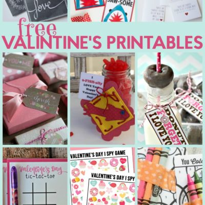 12 Valentines Day Printable's thumbnail