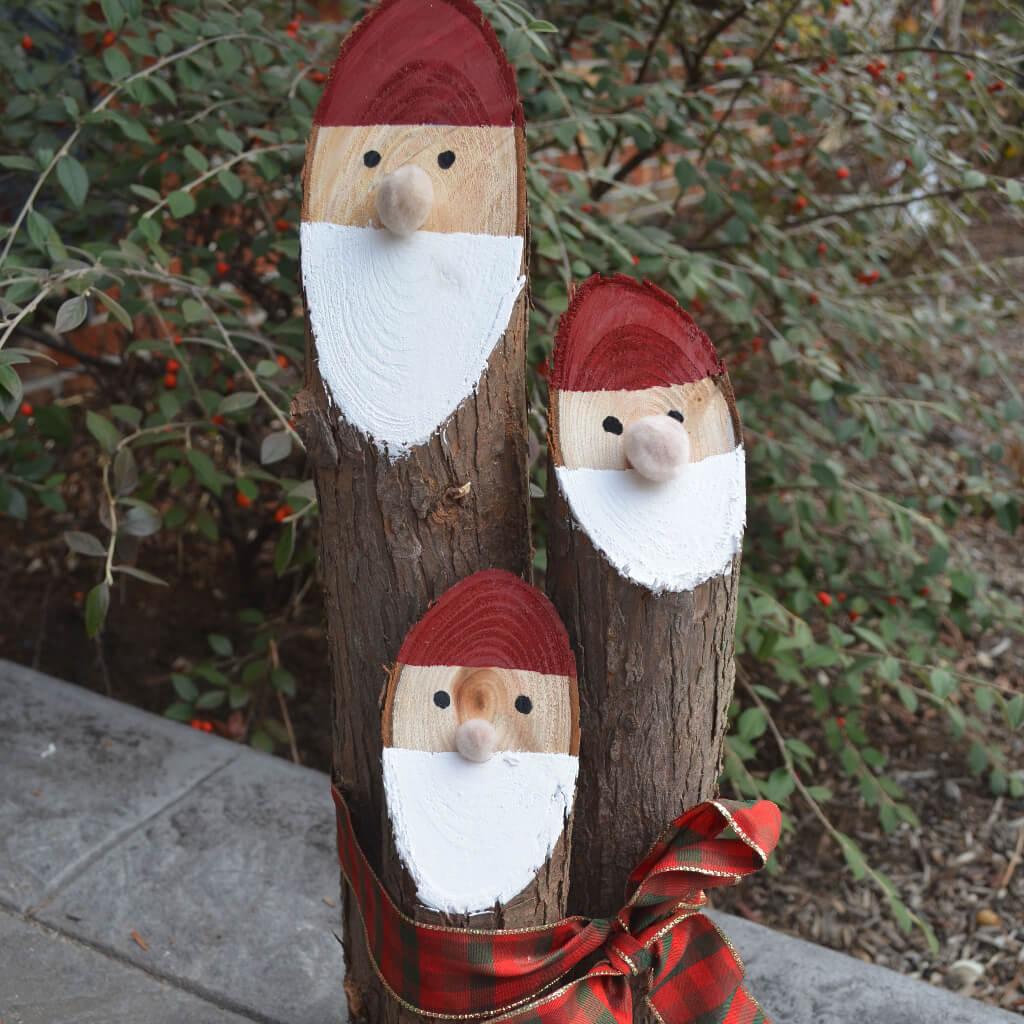 dainish-nisse-from-cedar-logs