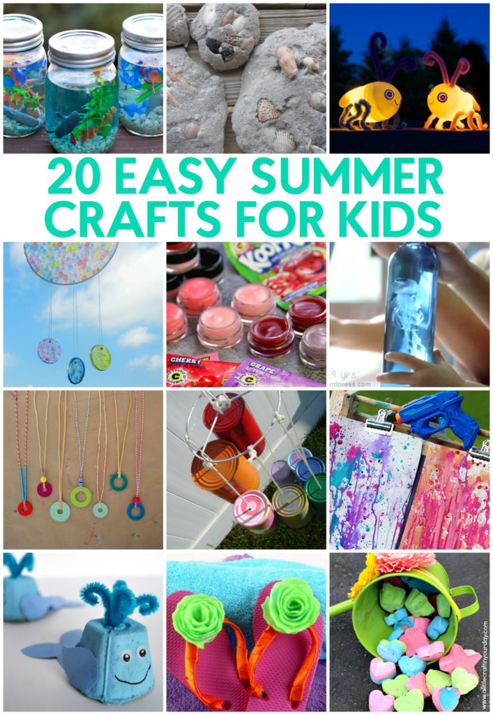 easy-summer-crafts-for-kids