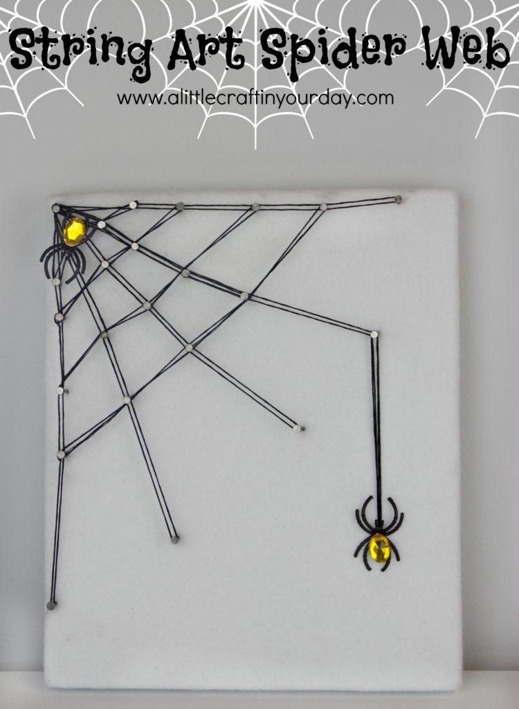 string-art-spider-web