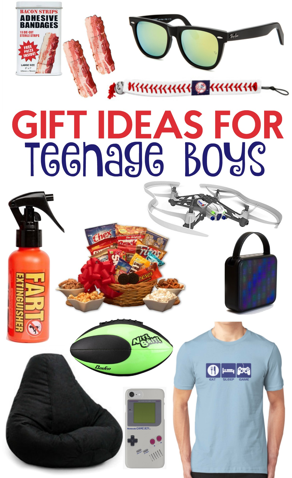 The Perfect Gift Ideas For Teen Boys - A Little Craft In Your Day-6943