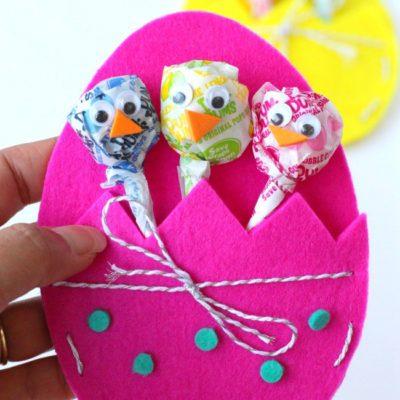 DIY Easter Treat Bags thumbnail