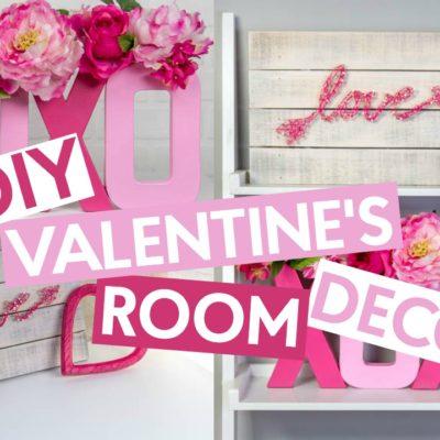 DIY Valentine's Day Decor thumbnail