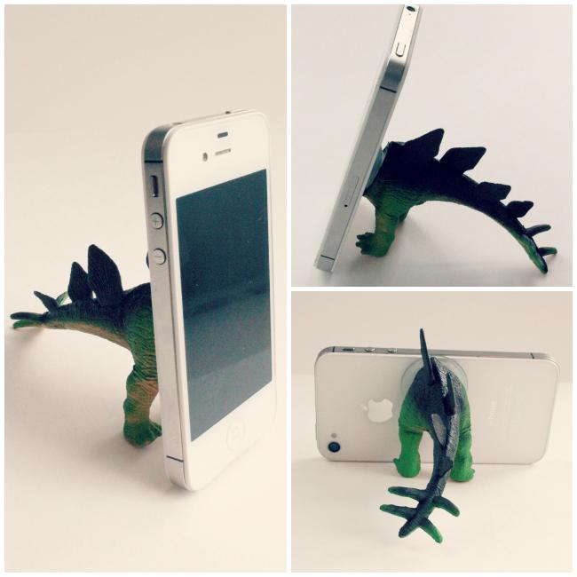 Dino Tripod Collage