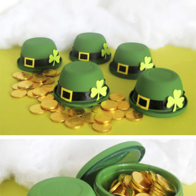 DIY Leprechaun Hat Party Favors thumbnail