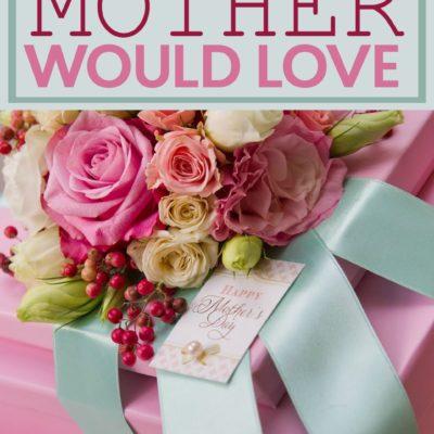 任何母亲都会喜欢的礼物缩略图