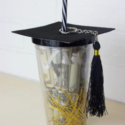 DIY Graduation Gift in a Cup thumbnail