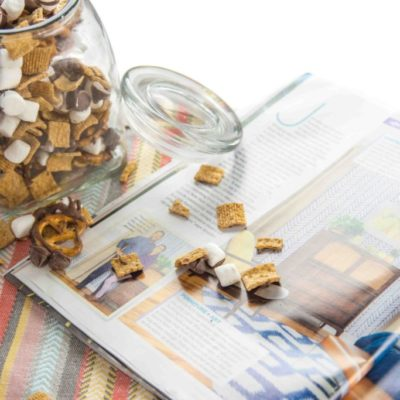 DIY S'mores Snack Mix thumbnail