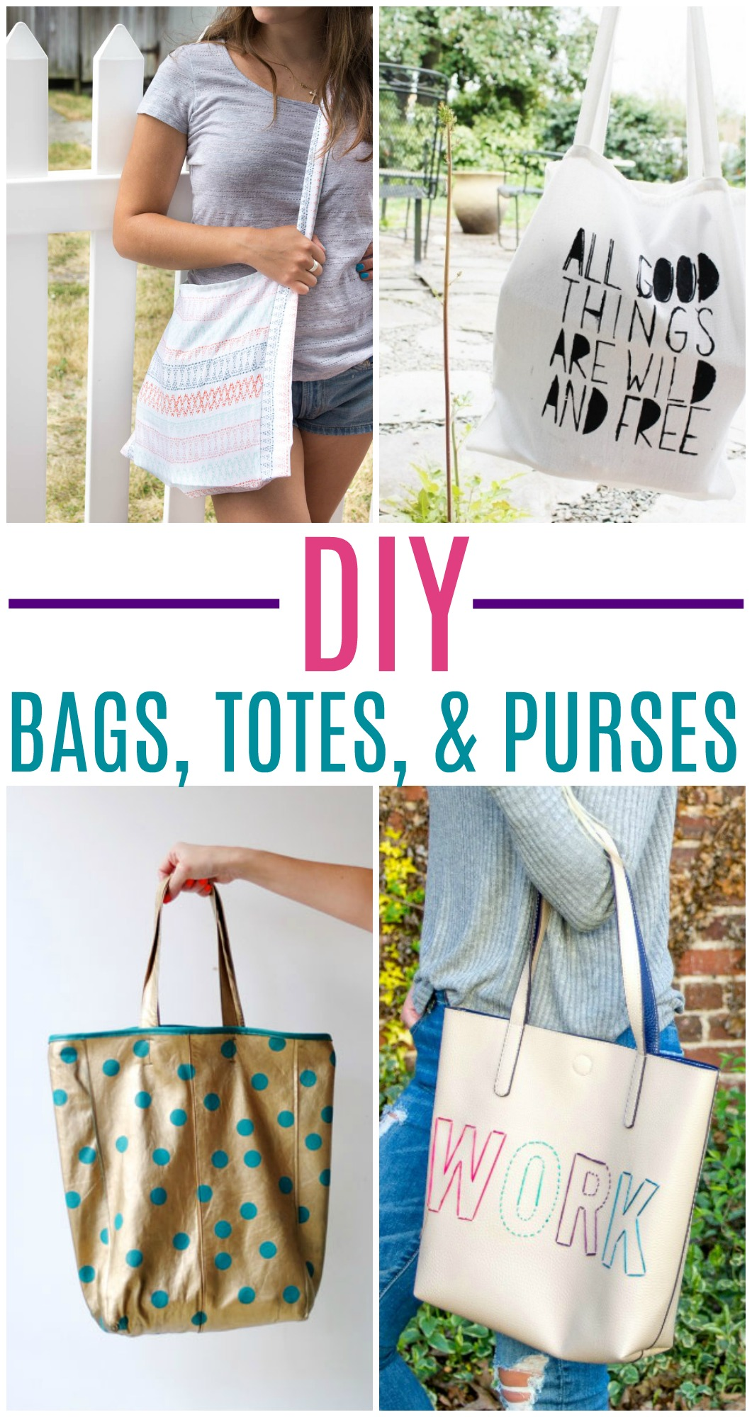 bag making, diy tote, diy tote bag, diy bag, diy purse