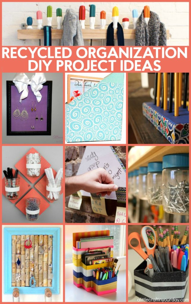 Simple Diy Cardboard Crafts A Little Craft In Your Day