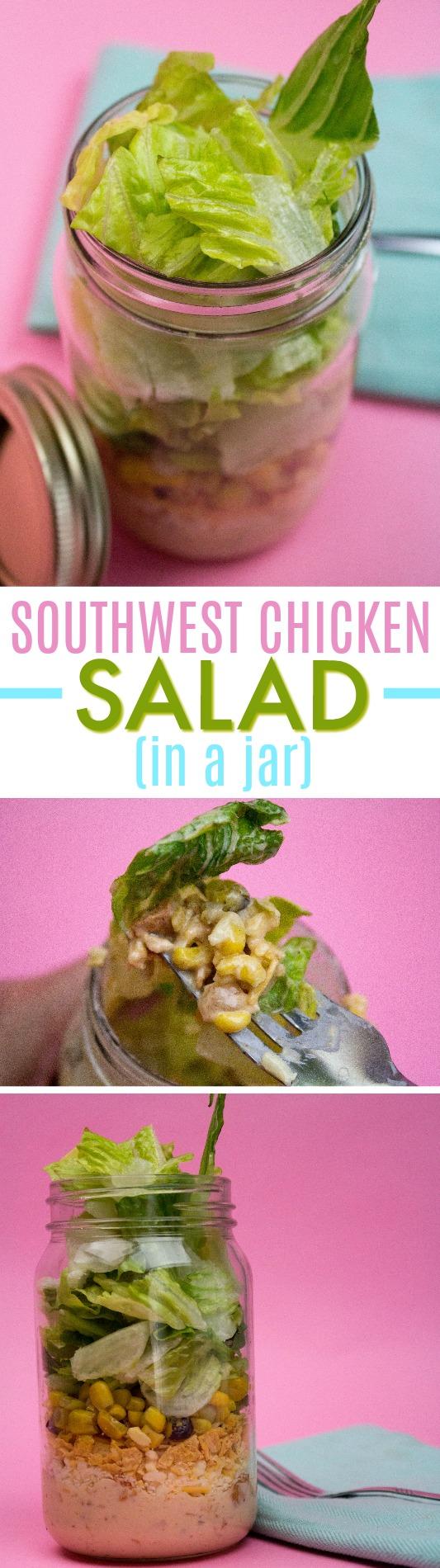 salad in a jar, diy salad, easy salad recipe, easy salad ideas, easy summer salad recipes