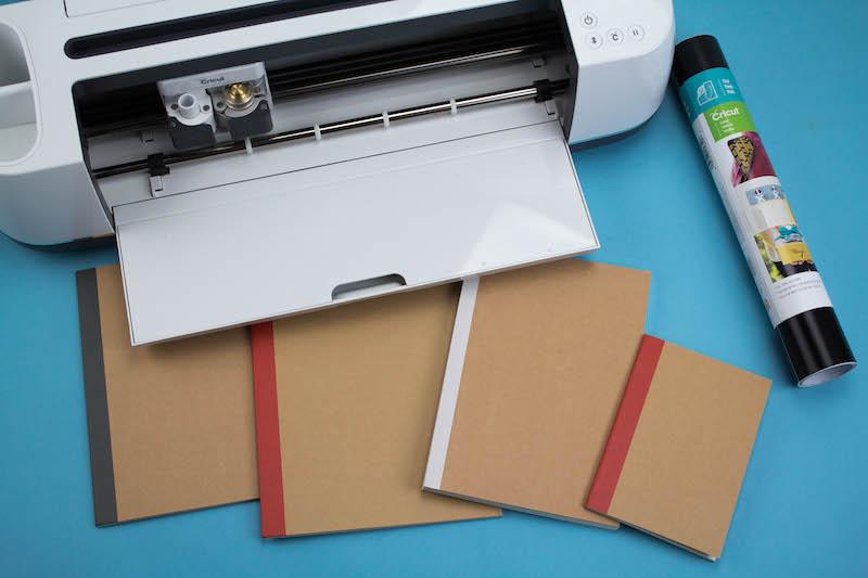 diy notebook ideas, diy notebook revamp, back to school diy, school supply diy ideas, diy notebook projects