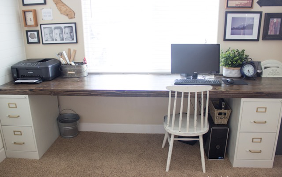 DIY Desk Ideas For Teens - A Little Craft In Your Day