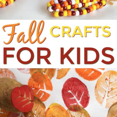 Fall Crafts For Kids thumbnail