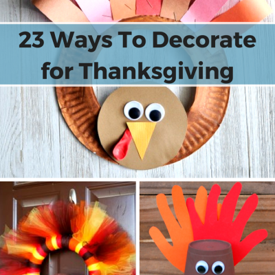 23 Ways To Decorate for Thanksgiving thumbnail