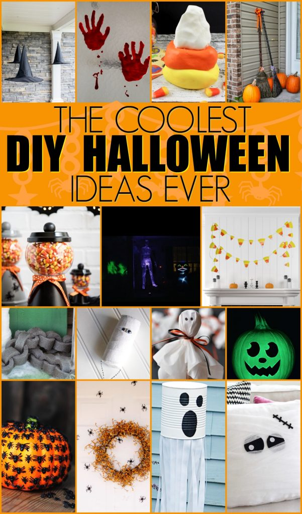 Diy Halloween Ideas A Little Craft In Your Day