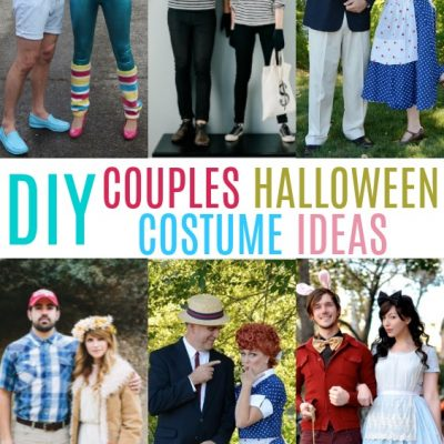 DIY Couples Halloween Costumes thumbnail