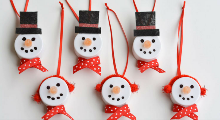 Crafts For Christmas.Diy Christmas Craft Ideas A Little Craft In Your Day