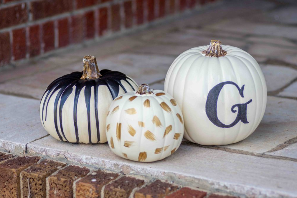diy pumpkin decorating, pumpkin decorating ideas, diy halloween crafts, halloween craft ideas