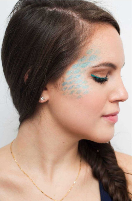 Easy Halloween Makeup Ideas , A Little Craft In Your Day