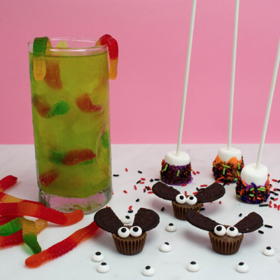 3 Easy DIY Halloween Treats thumbnail