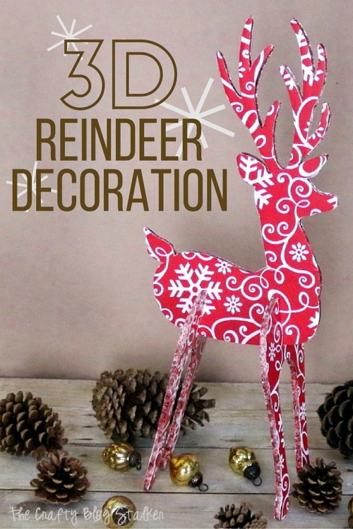 Christmas Crafting Projects.27 Christmas Cricut Projects A Little Craft In Your Day