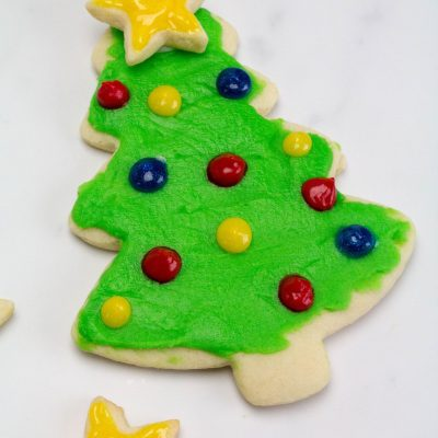 Easy Christmas Cookie Recipe thumbnail