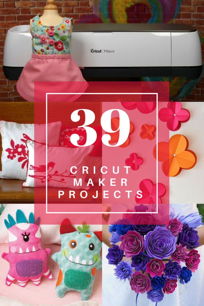 39 Cricut Maker Projects - A Little Craft In Your Day