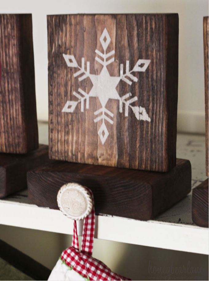 DIY Stocking Crafts