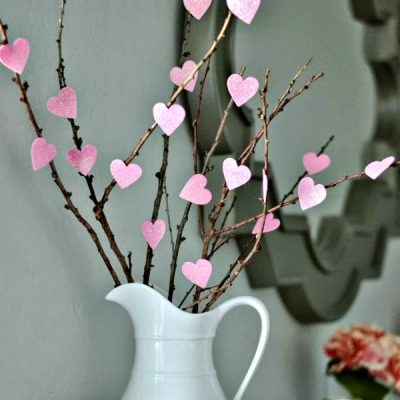 Easy Valentine's Day DIY Projects thumbnail
