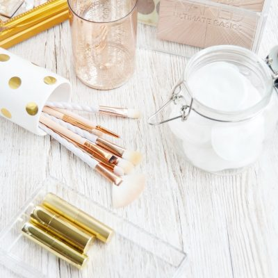 DIY MakeUp Organizer Ideas thumbnail