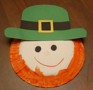 Easy St Patrick S Day Crafts For Kids A Little Craft In Your Day