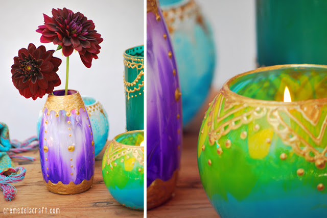 Moroccan Candle Holders