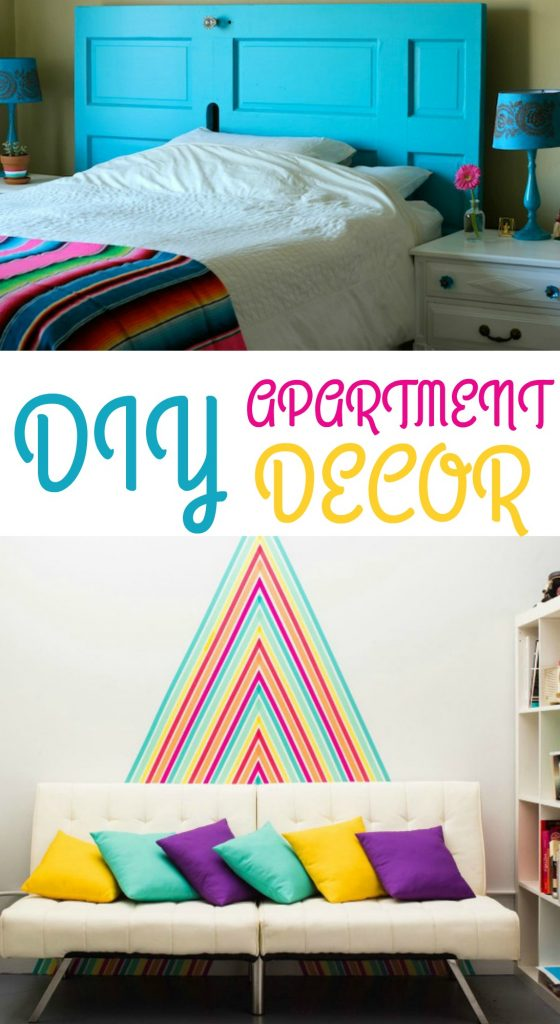 Diy Apartment Decor A Little Craft In Your Day