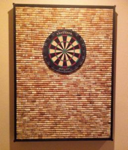 The Drunken Dartboard