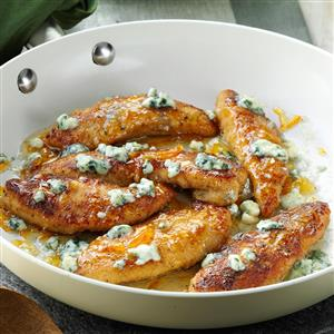 Gorgonzola & Orange Chicken Tender