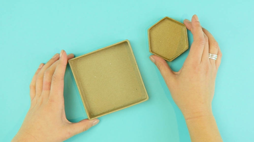 DIY Marble Trinket Dishes