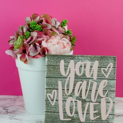 DIY Valentine's Day Gifts With Your Cricut thumbnail