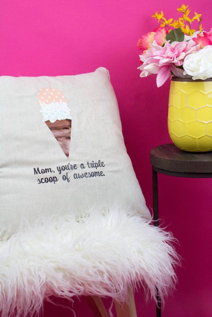 Cricut DIY Mother's Day Gift Idea