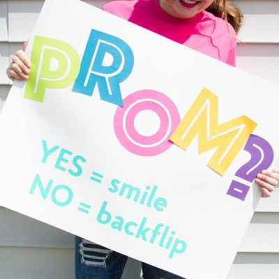 Funny Promposal- It Will Be a Flipping Good Time! thumbnail