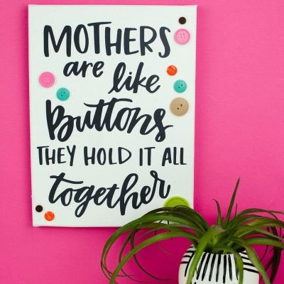 Cricut Mother's Day Quote Art thumbnail