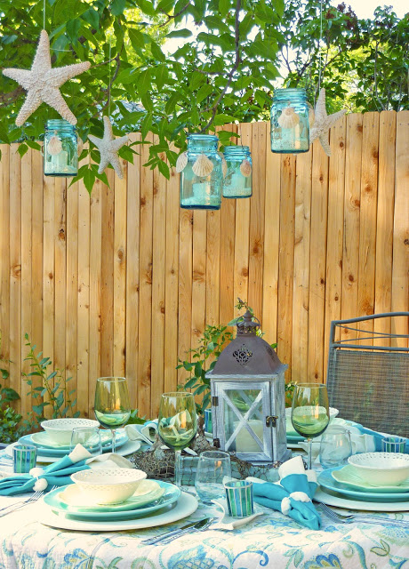 DIY Backyard Ideas For Summer - A Little Craft In Your Day