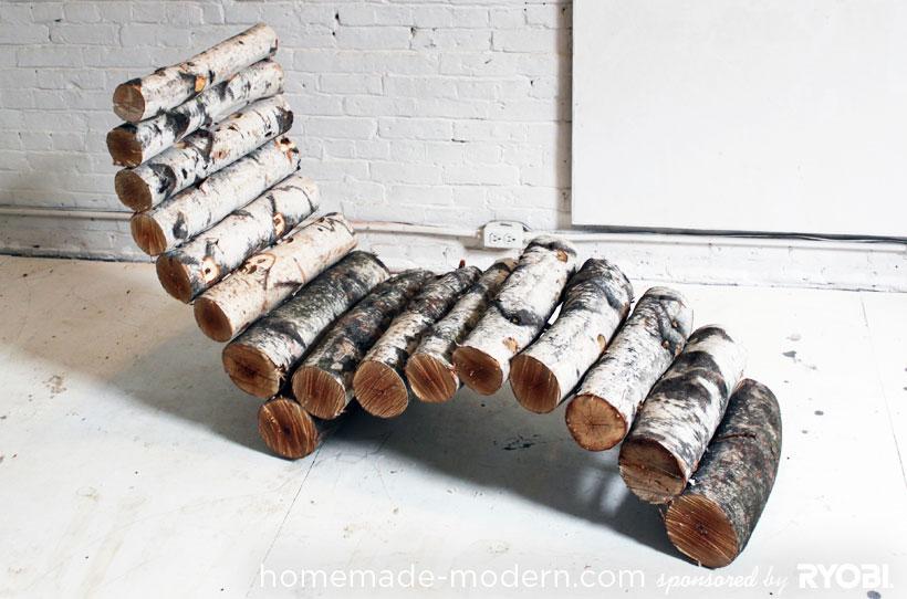 EP14 Log Lounger