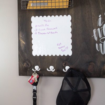 How To: DIY Memo Board thumbnail