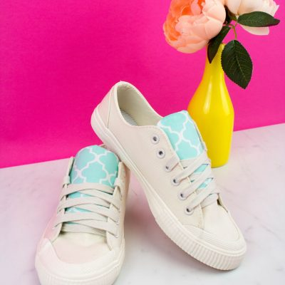 DIY Sneaker Revamp – Teen Craft Idea thumbnail